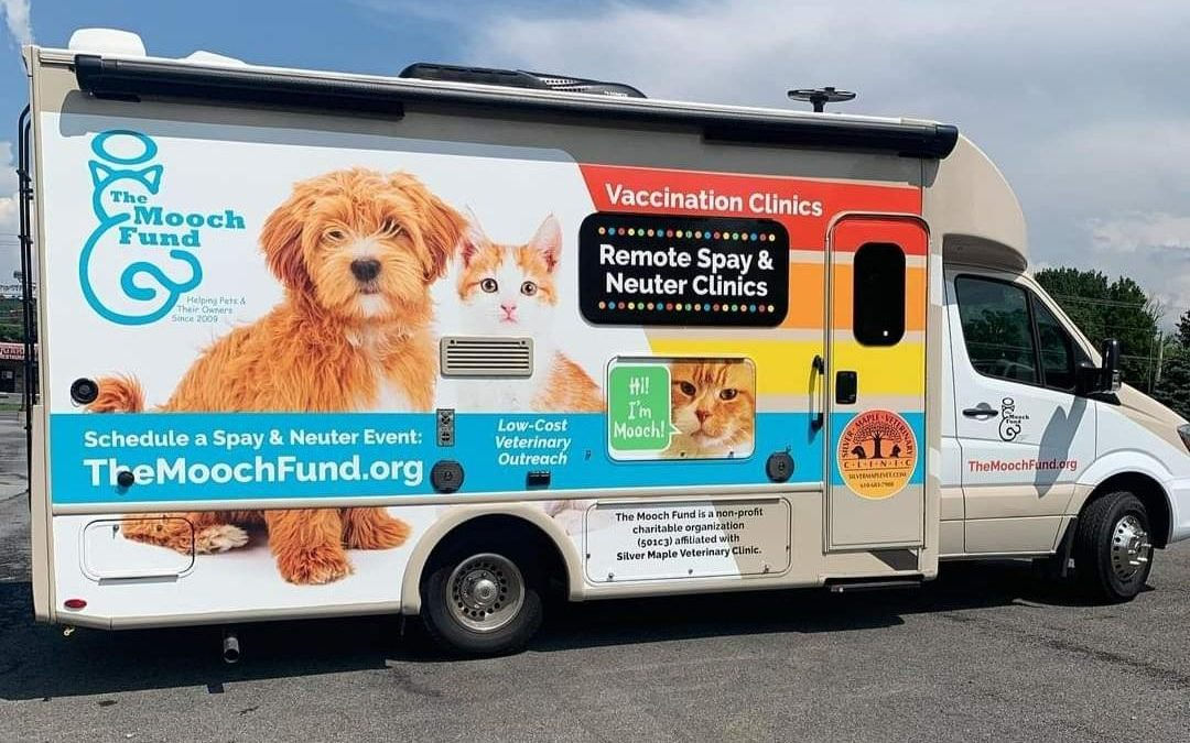 The Mooch Fund Mobile Outreach Unit Is Here!
